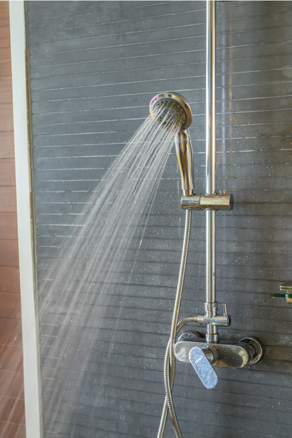 Use Pre-Fabricated Shower