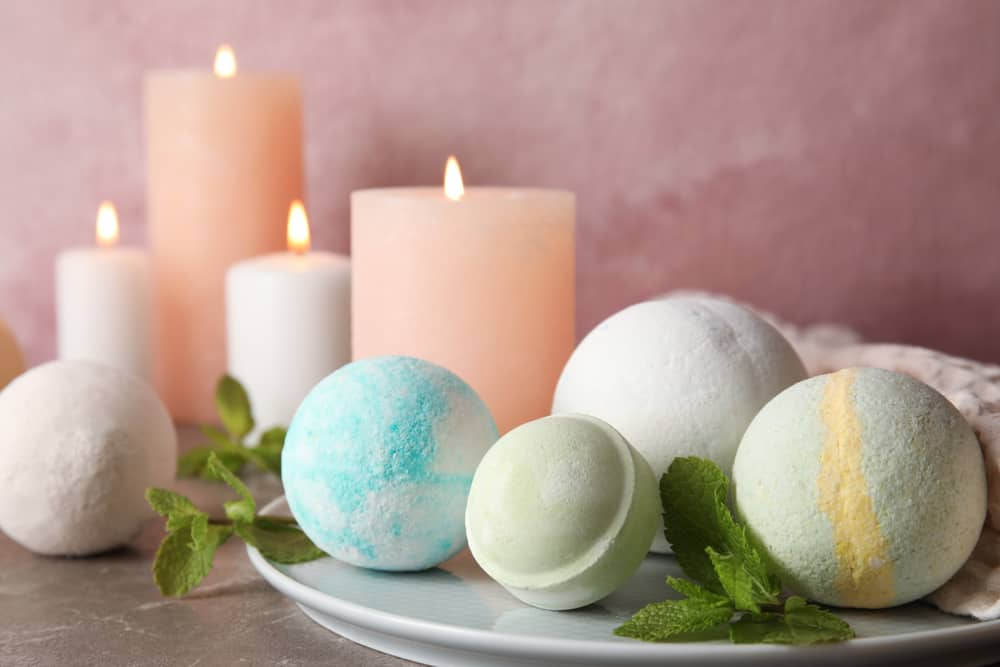 What is a bath bomb 1