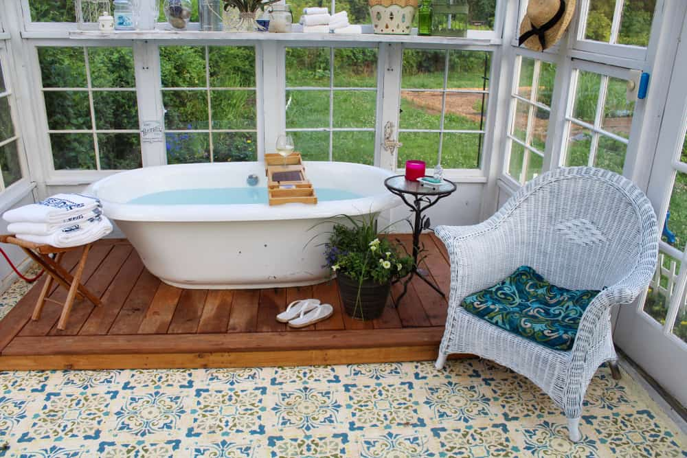 Is a garden bathtub right for you