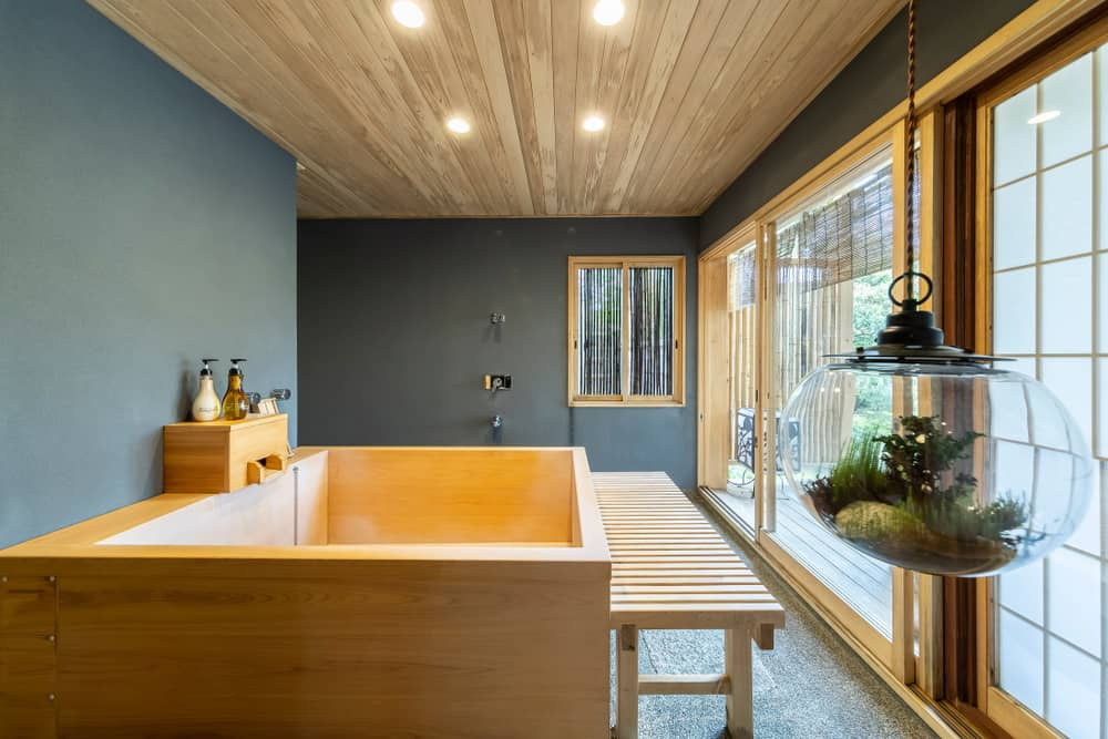 Japanese soaking tubs being adapted to Western use